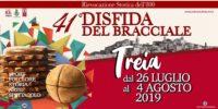 41 ° Disfida del Bracciale  Treia @ Centro Storico   Treia   Marche   Italia